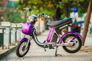 Xe đạp điện Nijia hiện đại, tiện lời và tiết kiệm