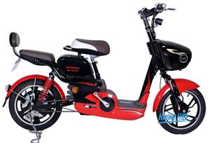 Xe đạp điện Honda A6 - Mạnh mẽ, bền bỉ và êm ái