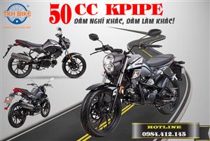Xe môtô côn tay 50cc cho học sinh