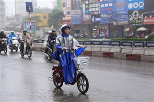 Xe đạp điện: Những điều cần lưu ý khi trời mưa