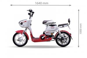 Đặc điểm sự nổi bật của xe đạp điện Honda A6