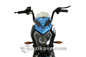 Cận cảnh chi tiết xe máy điện Xmen 2S Plus chính hãng nhập khẩu