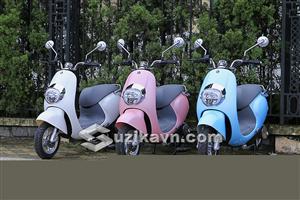 Xe máy điện Proud với 3 màu mới ấn tượng