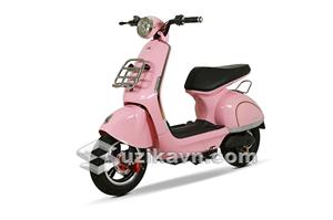Đắm đuối với chiếc xe điện Milan 2S màu hồng mang đậm phong cách ITALIA