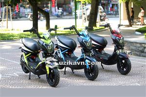 Vì sao nên lựa chọn xe máy điện Xmen 2S Plus
