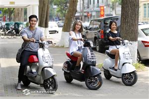 Xe máy điện – Một trào lưu mới tại Việt Nam