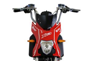 Những tiện ích của xe máy điện Xmen Sport