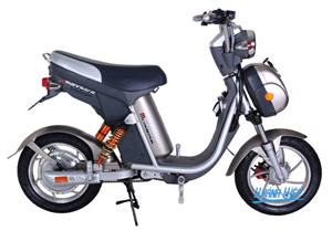 Mạnh mẽ cùng dòng xe đạp điện Nijia 2016 20A
