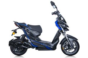 Quãng đường đi được của xe máy điện Jeek Aima Suzika