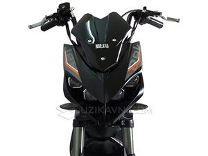 Sức mạnh đáng nể của xe máy điện Jeek Aima Suzika