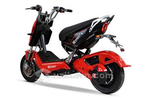 Những cải tiến mới của xe máy điện Xmen Sport