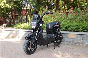 Xe điện Zoomer Aima 2017 – Thiết kế để cao tính thực dụng, tiện nghi