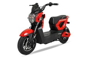 Xe điện Zoomer Suzika Aima 2017 mới, nâng cấp cả thiết kế lẫn tính năng