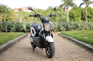 Đột phá mới cùng phiên bản xe máy điện Zoomer Suzika Aima 2017