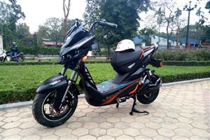 Xe máy điện Jeek Aima Suzika thêm công nghệ để cạnh tranh