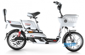 Xe đạp điện Honda A6 có những ưu điểm gì ?