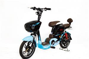 Xe đạp điện Honda M6 nhập khẩu chính hãng 2016