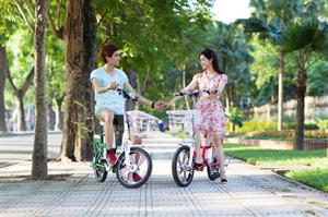 Xe đạp điện không lên điện do đâu