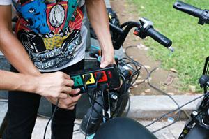 Tư vấn sử dụng sạc xe đạp điện