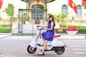 Những mẫu xe đạp điện dành cho nữ