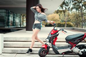 Xe máy điện Xmen luôn nổi bật với phong cách mạnh mẽ