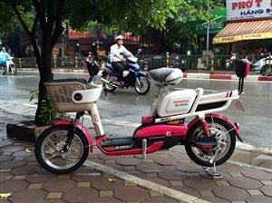 Xe đạp điện Honda A6 - nổi bật với thiết kế chắc chắn và an toàn