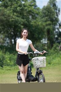 Lựa chọn giỏ xe đạp điện như thế nào cho đúng?