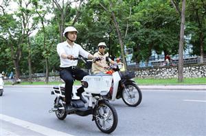 Các loại xe đạp điện dành cho nam giới