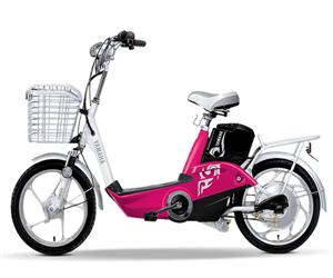 Xe đạp điện Yamaha H3- sự lựa chọn hàng đầu của tuổi teen