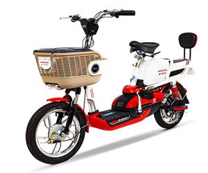 Xe đạp điện Honda A6- Sự lựa chọn lý tưởng của giới trẻ