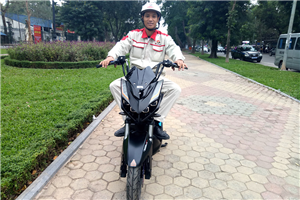 Xe điện Jeek Aima Suzika – Bước tiến mới trong phân khúc xe điện thể thao