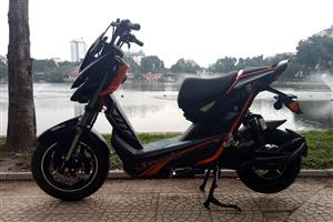 Xe máy điện Jeek Aima Suzika – Đốn tim các tín đồ tốc độ