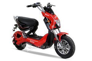 Thiết kế trẻ trung của xe điện Xmen Sport