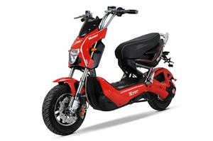 Kiểu dáng thể thao mạnh mẽ của xe máy điện Xmen Sport