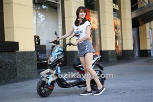 Xe máy điện Xmen GT Aima Plus- Sự thay thế hoàn hảo cho tiền bối