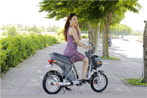 Những cải tiến mới của dòng xe đạp điện Nijia 2017