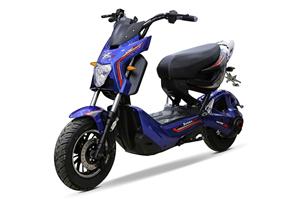 Động cơ khỏe khoắn cùng dòng xe máy điện Xmen Aima 2S Plus