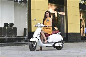 Những lý do bạn nên lựa chọn xe máy điện Vespa?