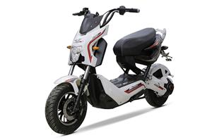 Thiết kế nổi bật của dòng xe máy điện Xmen Aima 2S Plus