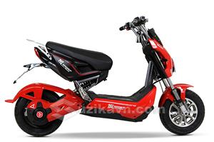 Xe điện Xmen Sport công nghệ mới, thiết kế mới