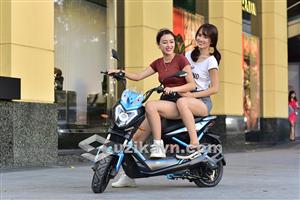 Sức mạnh đáng nể của xe máy điện Xmen GT Aima Plus