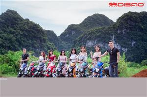 Xe điện Xmen Dibao Plus 2018 - Sức mạnh đến từ thương hiệu uy tín