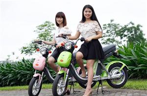 """5 """"tuyệt chiêu"""" để thuyết phục bố mẹ mua xe đạp điện"""