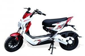 """Xe máy điện Xmen Sport 2 phanh đĩa mới """"hút hồn"""" giới trẻ"""