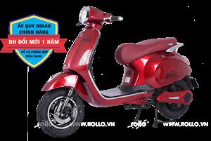 Xe máy điện Vespa Dibao 2018 - Đỏ Mận