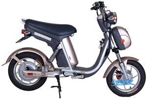 Xe đạp điện Nijia Dibao Ghi