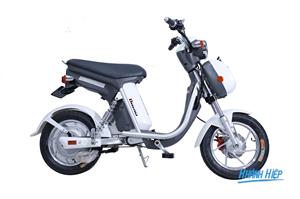 Xe đạp điện Nijia Dibao Trắng