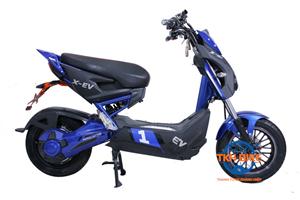 Xe điện Xmen Sport X9 2017 xanh đen