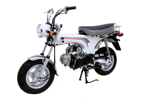 Xe cub LIFAN BOSSCITY CHALY trắng