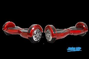 Xe điện cân bằng R8 2016 (Bluetooth) đỏ